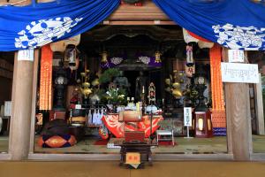赤後寺のコロリ観音☆千日会