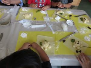親子でパン作り教室♪7月29日