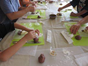 親子でパン作り教室♪9月17日